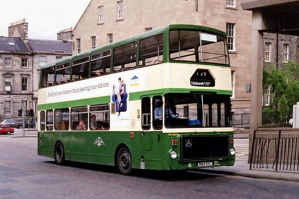 VV152 B152GSC, Edinburgh 22/5/1993