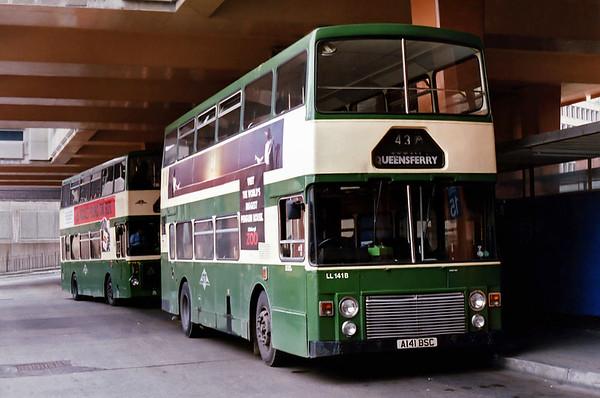 LL141 A141BSC, Edinburgh 22/5/1993