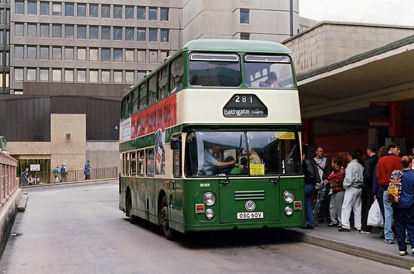DD60 OSG60V, Edinburgh 22/5/1993