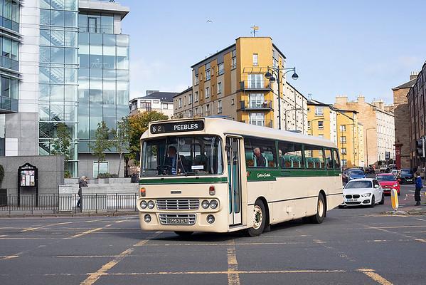 ZH537 BSG537L, Edinburgh 26/9/2020