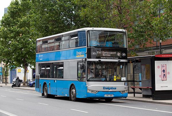 151 LX67DDU, Whitechapel 11/7/2020