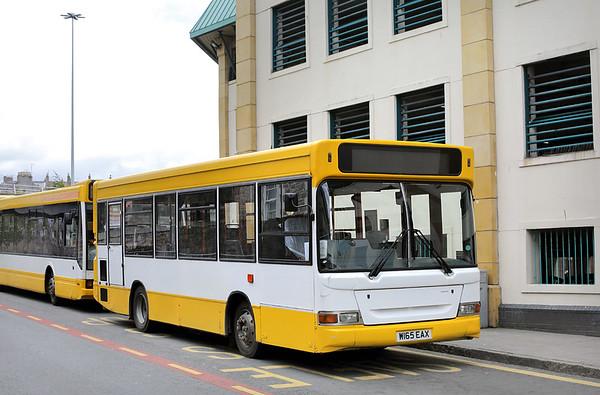 W165EAX, Caernarfon 28/7/2015