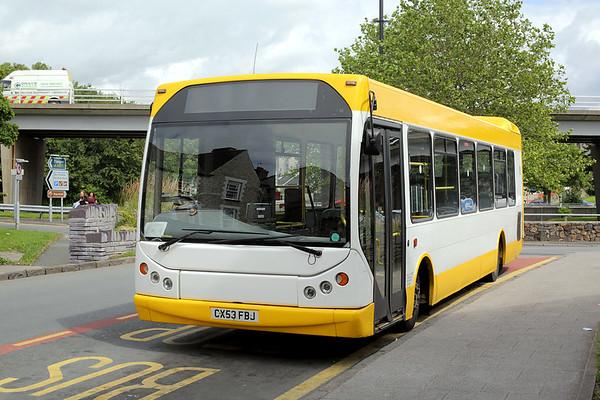 CX53FBJ, Caernarfon 28/7/2015