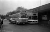 Photographed when only a couple of years old, 14 (UVT 14X) was a Leyland Tiger/Plaxton C53F, seen at Rugeley.