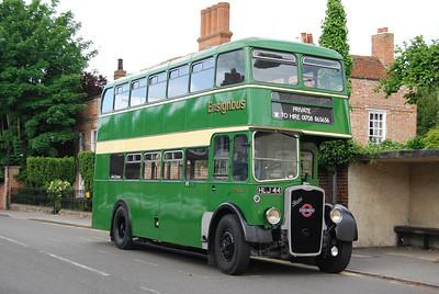 Kelvedon, en route to Lowestoft