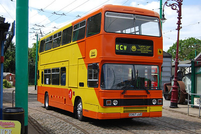 One time London L263, latterly Blackpool Transport and now owned by EATM