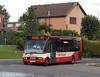 TM Travel 1206 (YJ56WVN), Eckington, 2nd August 2012