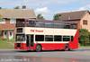 TM Travel 1128 (R977KAR), Eckington, 2nd August 2012