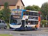 Stagecoach 15687 (YN60ACV), Eckington, 2nd August 2012