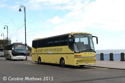 Tours Isle of Man 68 (MAN-1110), Derby Castle, 21st June 2015