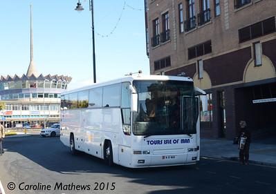 Tours 12 (M-111-MAN), Douglas, 22nd June 2015