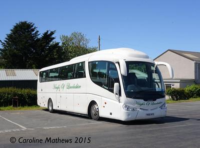 Hough's YN06NYS, Port Erin, 22nd June 2015