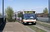 Essen (EVAG) Mercedes O405GN 3762 (E At 3762) seen on 18th April 1994.