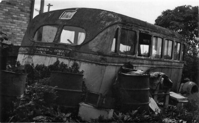 m/o 731 CHEV /?? (23 Seat) – Photo Location: Unknown. (Photo from the Ron Drummond Collection)