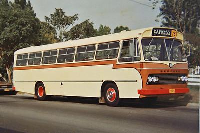 M.E. Evans Bus Service - Fairfield NSW