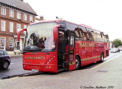 Marchants GL05MAR, Evesham, 13th August 2010