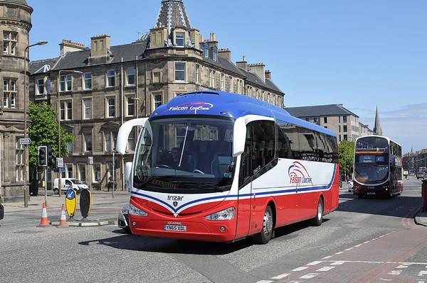 YN65XDL, Edinburgh 2/6/2016