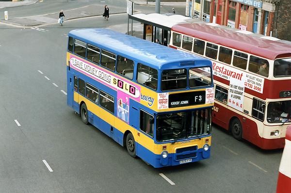 175 E928KYR, Liverpool 8/4/1992