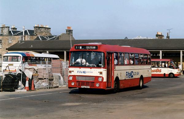 188 PSX188Y, Kirkcaldy 22/5/1993
