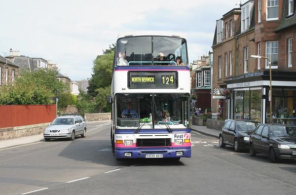 31666 S935AKS, North Berwick 22/7/2004