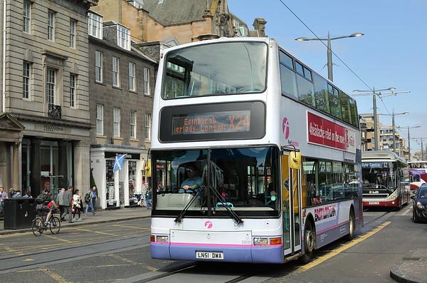 33037 LN51DWA, Edinburgh 2/6/2016