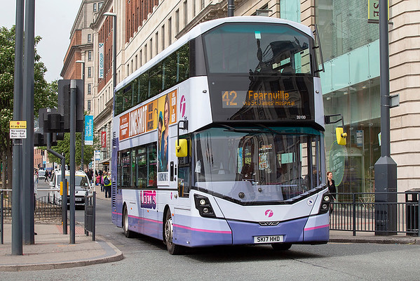 35100 SK17HHD, Leeds 23/4/2019