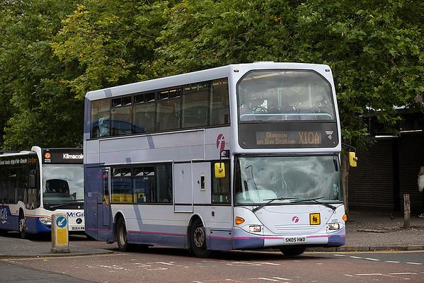 36023 SN05HWD, Glasgow 19/8/2020