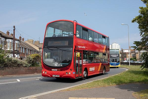 37023 YJ06XKM, Lowestoft 20/7/2021