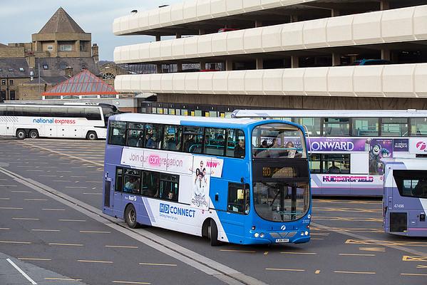 37032 YJ06XKX, Huddersfield 16/3/2020