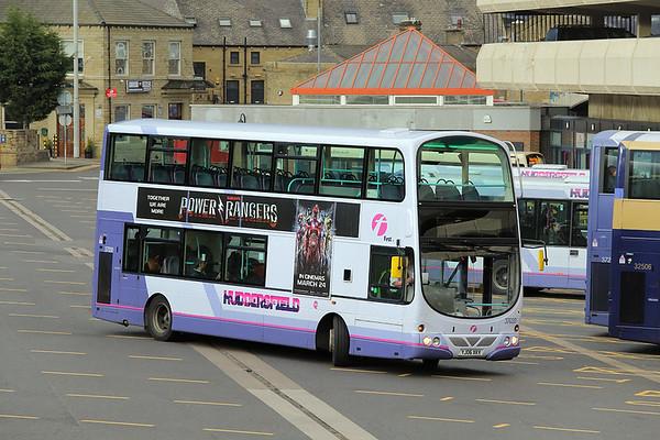 37030 YJ06XKV, Huddersfield 16/3/2017