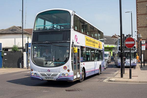 37020 WX55VJJ, Colchester 21/7/2021