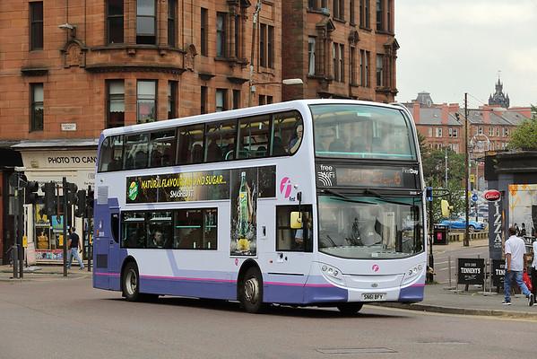39109 SN61BFY, Glasgow 13/7/2018