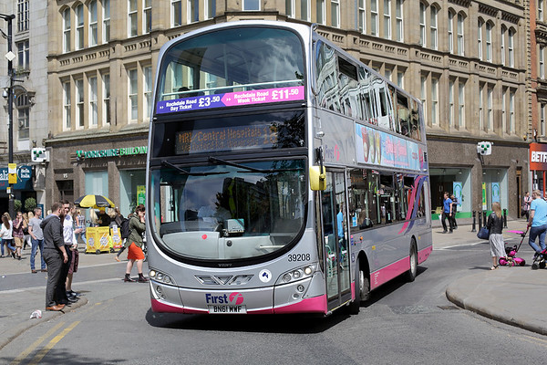 39208 BN61MWF, Manchester 31/5/2016