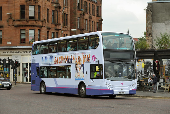 39104 SN61BFO, Glasgow 13/7/2018