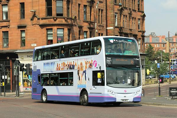 39110 SN61BFZ, Glasgow 13/7/2018