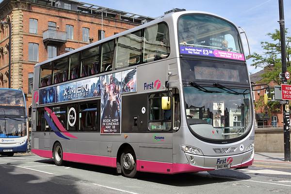 39207 BN61MWE, Manchester 31/5/2016