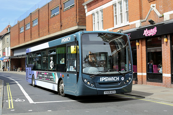 44516 YX09ACV, Ipswich 22/5/2017