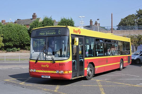 60171 T918SSF, Longton 16/9/2014