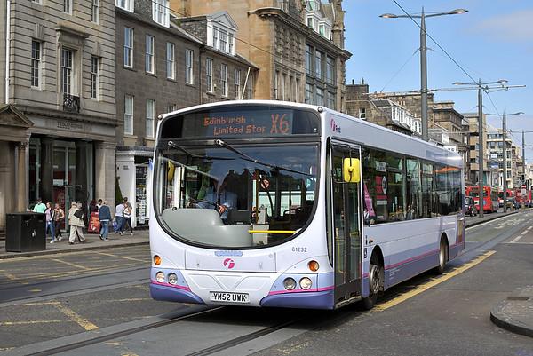 61232 YM52UWK, Edinburgh 2/6/2016