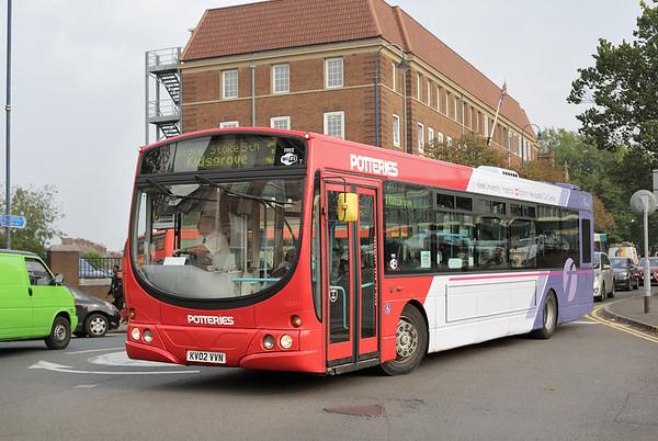 66311 KV02VVN, Stoke-on-Trent 16/9/2014
