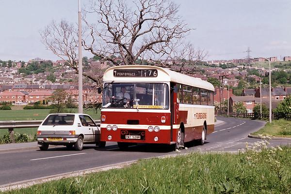 RWT528R, Kippax 16/5/1992