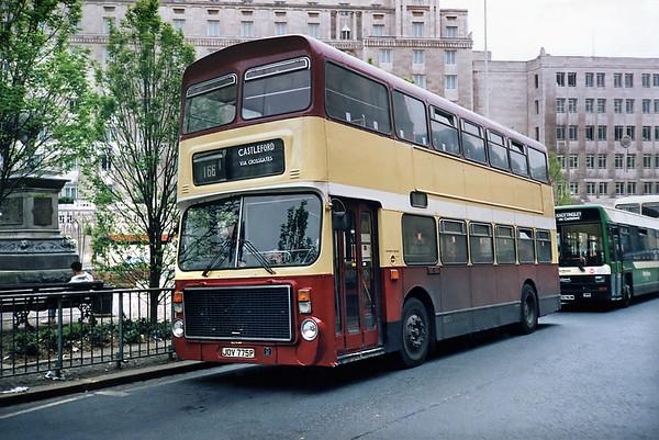 JOV775P, Leeds 10/5/1991