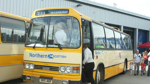 First Aberdeen open day june 2012