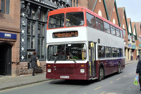 3644 S644KJU, Chester 20/3/2014