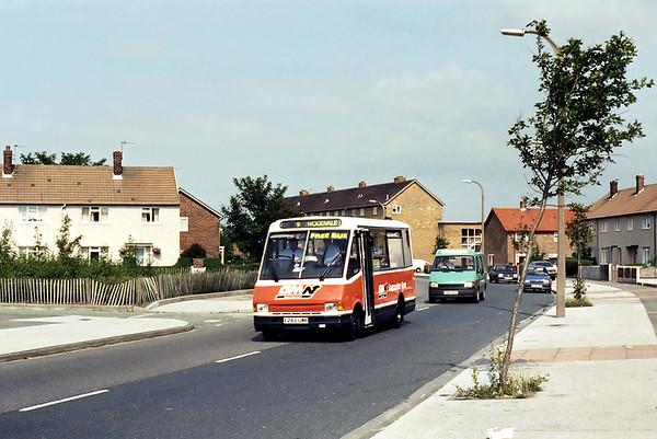 1693 E243UWR, Ainsdale 6/8/1994