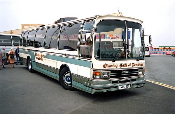 WRC751, Southport 8/6/1991