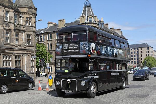 RML2343 CUV343C, Edinburgh 2/6/2016