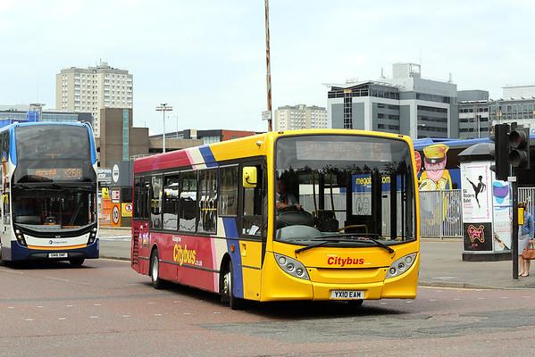 11011 YX10EAM, Glasgow 8/6/2010