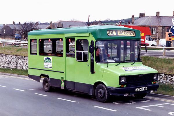 D864LWR, Glossop 1/4/1992