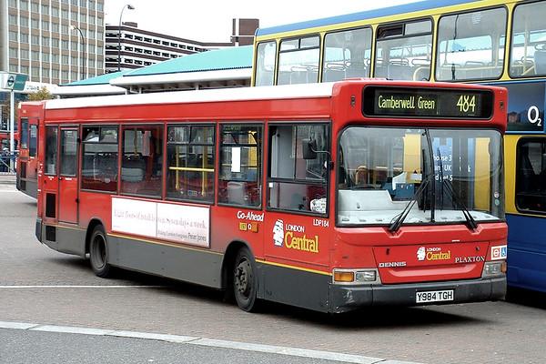 LDP184 Y984TGH, Lewisham 19/10/2004